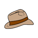 Hat's Up logo