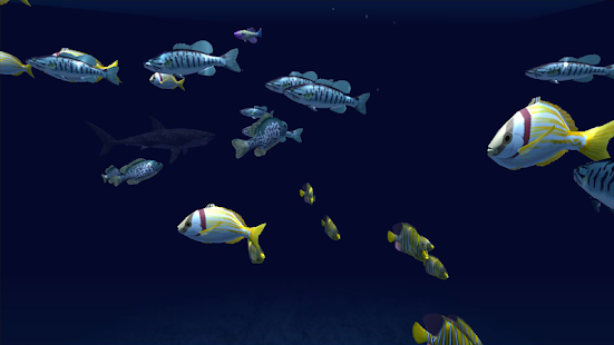 Fish Schooling VR- screenshot thumbnail