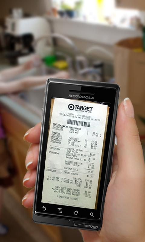 Shoparoo: Rewards for Receipts - screenshot