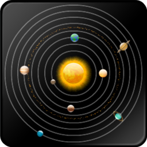 Learn Solar System LOGO-APP點子