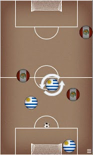 Pocket Soccer- screenshot thumbnail