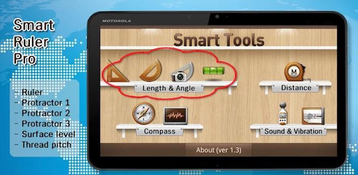Regla - Smart Ruler Pro