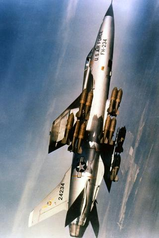 Republic F-105 Thunderchief- screenshot