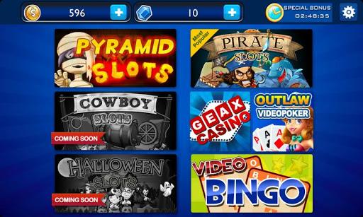 GeaxCasino™ - Bingo Slots VP