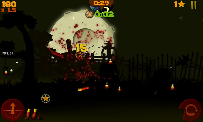 DarkHunt HD: Brutality - screenshot