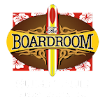 Logo for The Boardroom Surf Pub