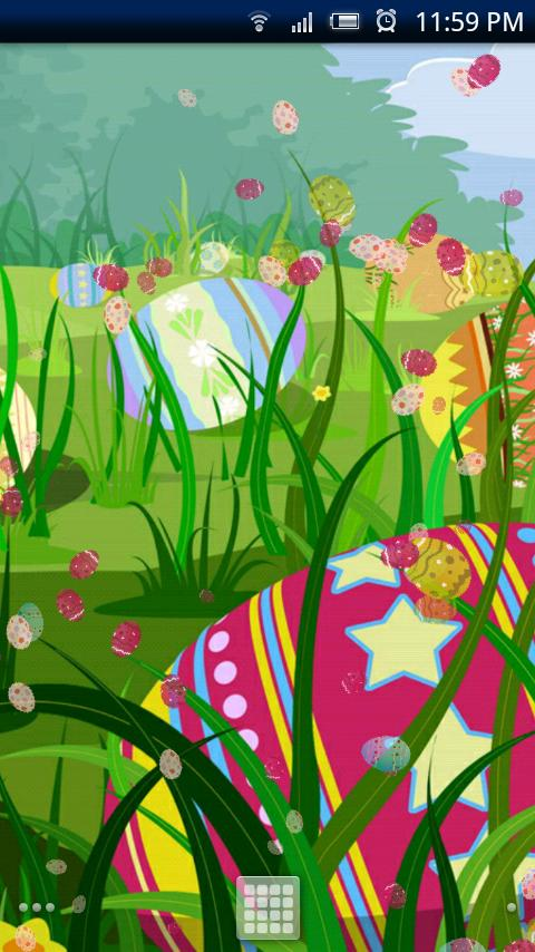 Easter Live Wallpaper - screenshot
