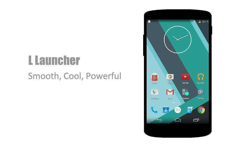 L Launcher PRO - Lollipop Launcher