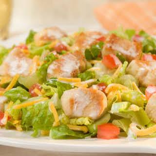 Ranch Buffalo Chicken Salad.