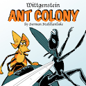 Ant Colony comic #3 logo