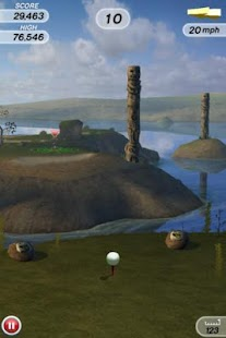 Flick Golf! Screenshot 4