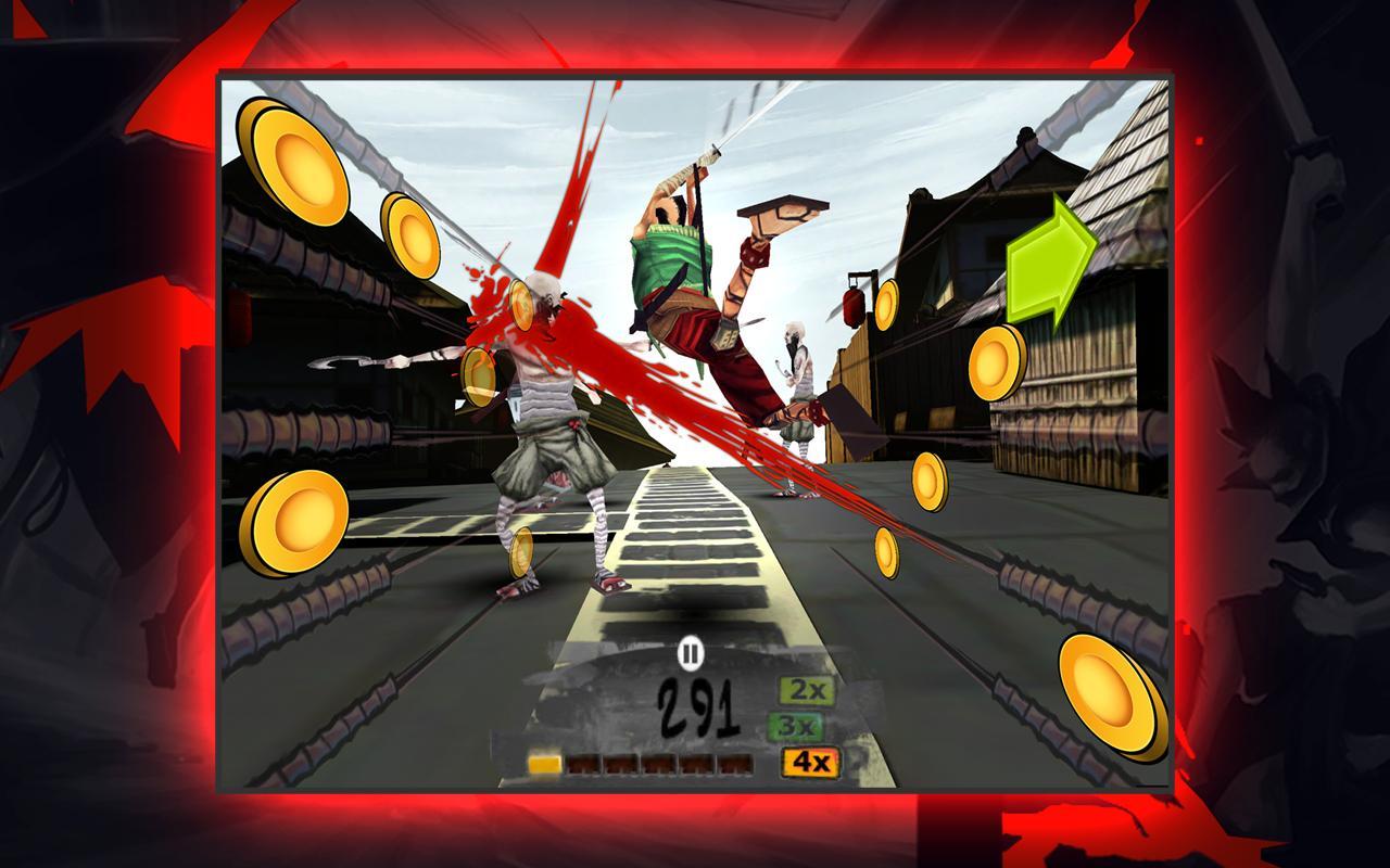 Music Samurai - Adventure - screenshot