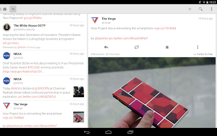 Fenix for Twitter Screenshot 2