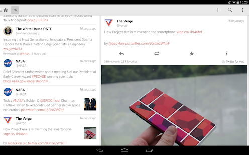 Fenix for Twitter Screenshot 13
