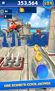 Sonic Dash Screenshot 3