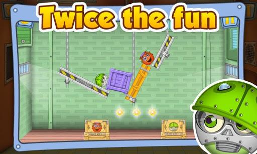"""Игра """"Rescue Roby"""" для планшетов на Android"""