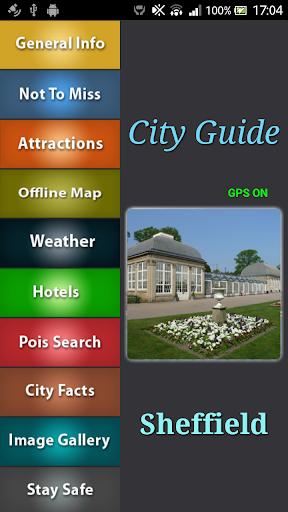 Sheffield Offline Guide