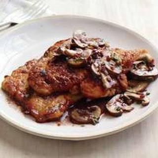 Chicken with Wine.