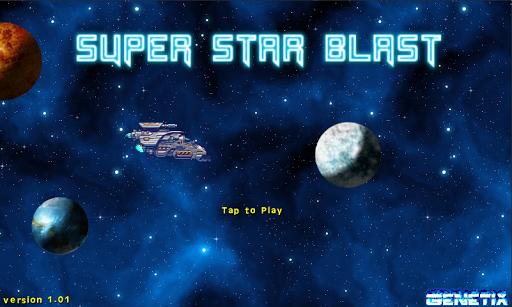 Star Blast Rogue Quest