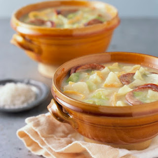 Irish Colcannon Chowder