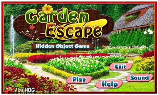 Garden Escape - Hidden Objects