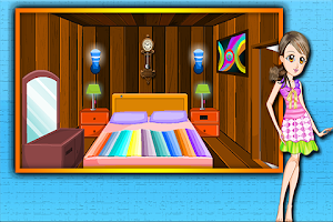 Screenshot of Escape From Wood House