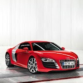 Audi R8 Coupe Live Wallpaper