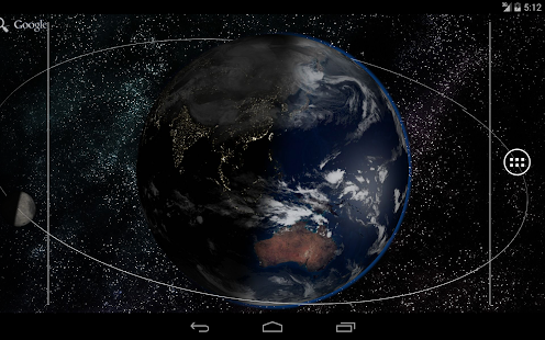 WorldView Live Wallpaper - screenshot thumbnail