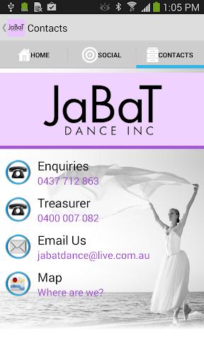 JaBaT Dance Inc