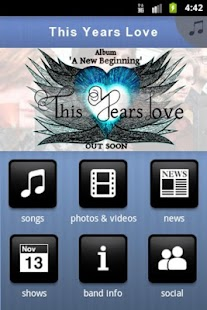 This Years Love- screenshot thumbnail