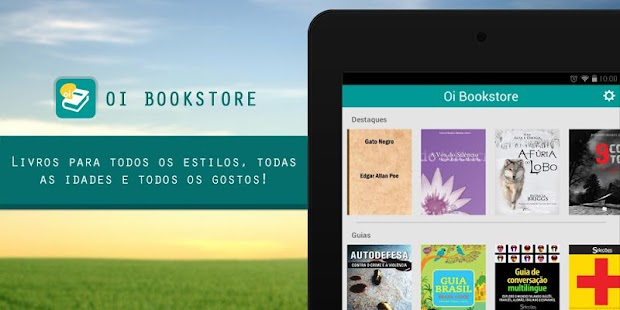 Oi Bookstore- screenshot thumbnail