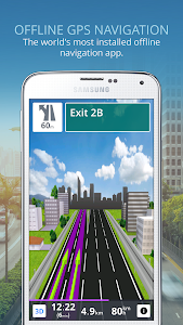 GPS Navigation & Maps Sygic v13.4.2