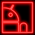Red Light GO Launcher Theme icon