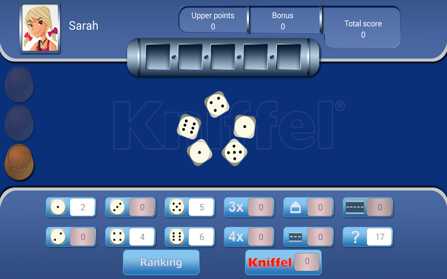 Kniffel ® - screenshot