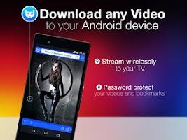 Screenshot of BaDoink Video Downloader