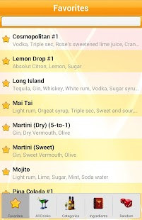 8,500+ Drink Recipes Free- screenshot thumbnail