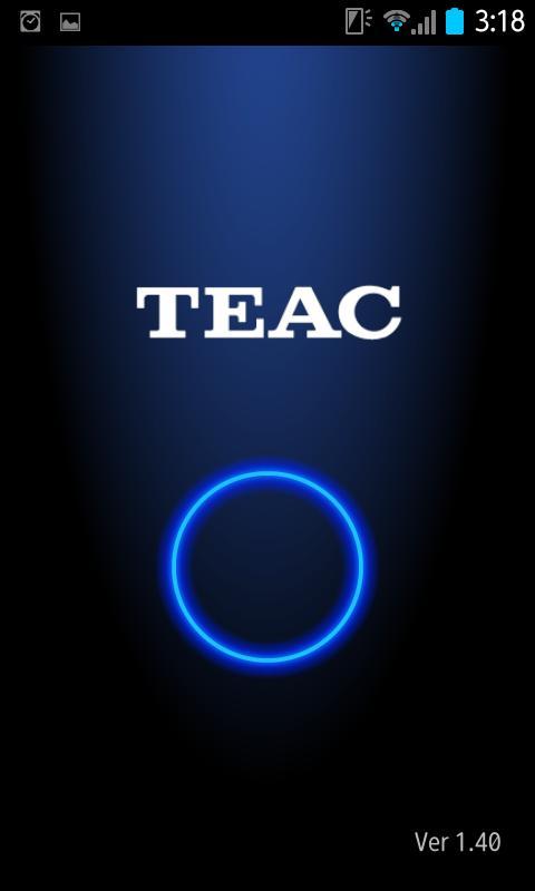 TEAC AVR Remote - screenshot