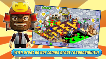 Screenshot of Geek Resort