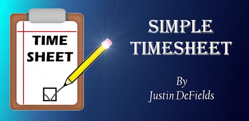 simple timesheet apps on google play