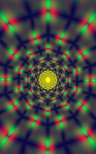玩個人化App Morphing Tunnels Visualizer免費 APP試玩