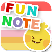 Funnote Snap Share