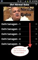 Nirmal Baba Samagam