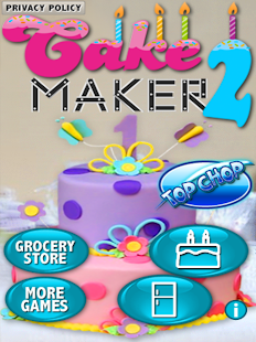 Cake Maker 2- screenshot thumbnail