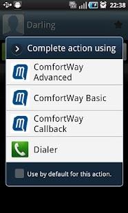 ComfortWay - screenshot thumbnail