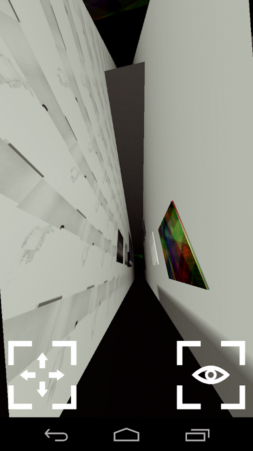 White Cube Inside Out- screenshot