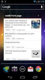 redditastic – reddit widget Screenshot 1