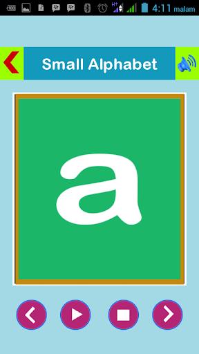 alphabet education