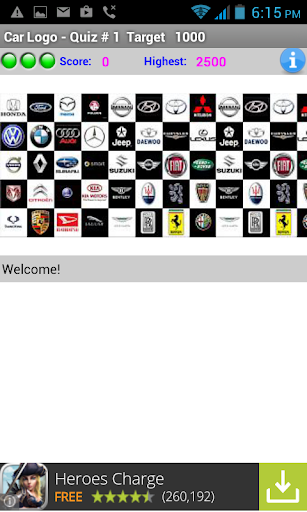 【免費解謎App】我的激情车标-APP點子