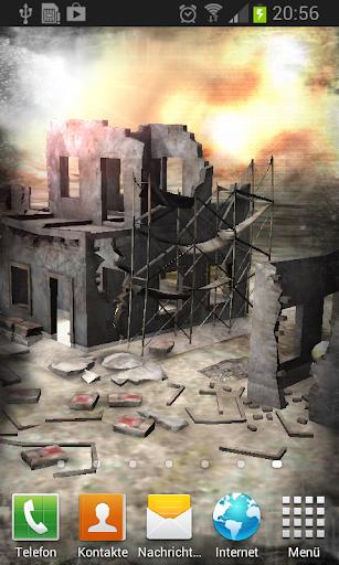 Zombie Warzone LWP