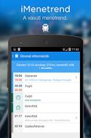 Screenshot of iMenetrend